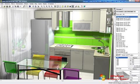 स्क्रीनशॉट KitchenDraw Windows 7
