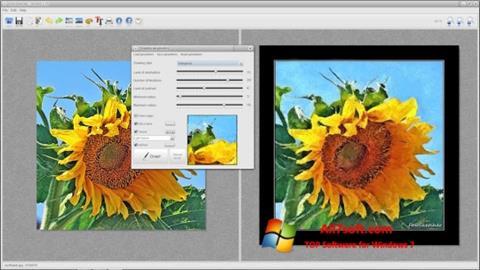 स्क्रीनशॉट FotoSketcher Windows 7