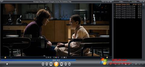 स्क्रीनशॉट Zoom Player Windows 7