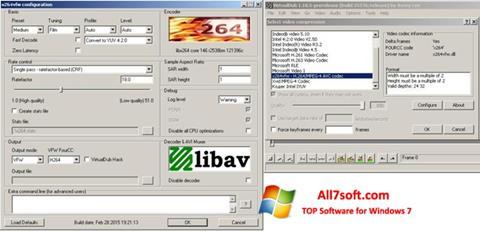 स्क्रीनशॉट iuVCR Windows 7