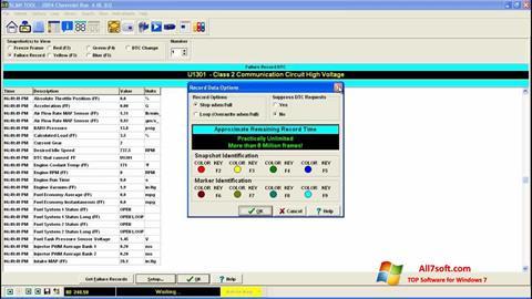 स्क्रीनशॉट ScanTool Windows 7