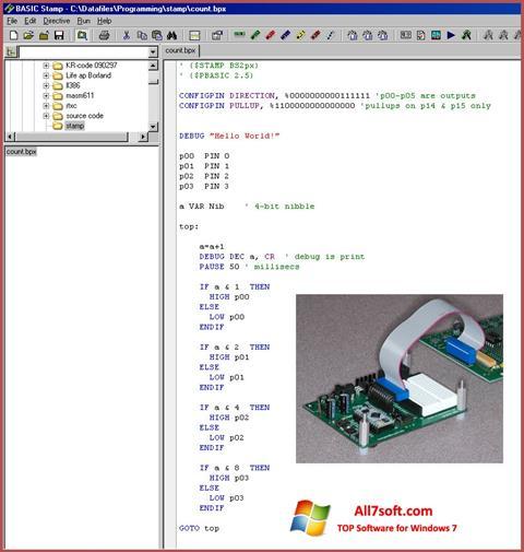 स्क्रीनशॉट Stamp Windows 7