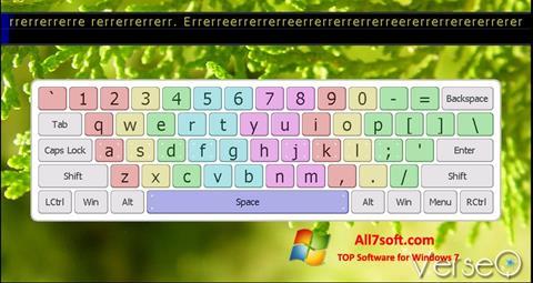 स्क्रीनशॉट VerseQ Windows 7