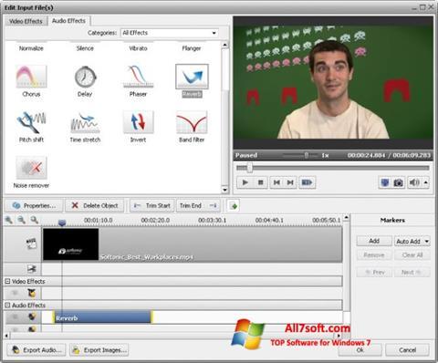 स्क्रीनशॉट AVS Video Converter Windows 7