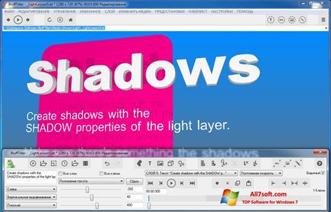स्क्रीनशॉट BluffTitler Windows 7
